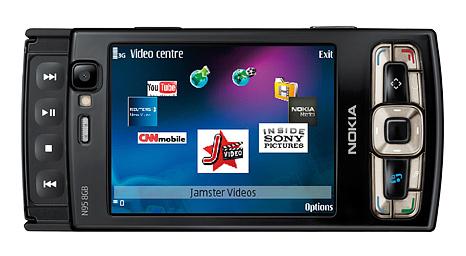 Nokia N95 8GB, próximamente en mi bolsillo…